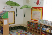 Third Grade Classroom Ideas / by Jennelle Haggmark