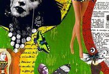 Soul Collage Ideas