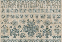 Cross Stitch Samplers  / by Kimberly Hart