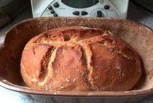 Römertopf Brot