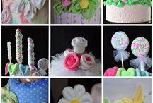 Baby naming ceremony decor items