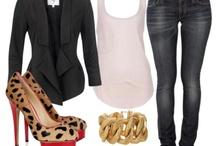 fashion! / by Hillary Villanueva