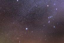 nočná obloha