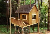 Treehouse Ideas / by Paige Smitherman