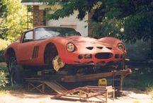 Ferrari 250 GTO / Classic car