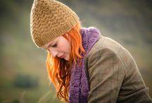 Porpoise Fur / handdyed fibres and handknitting patterns