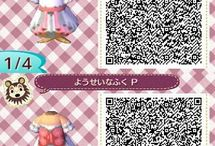 Animal crossing QR goodness