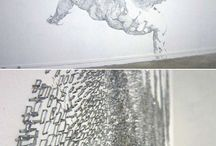 Stapling Art! / Amazingly creative artwork with Staples!