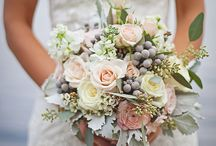 W - Wedding bouquet