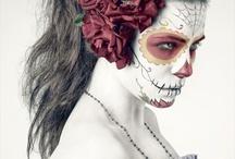 Dia de los Muertos/Sugar Skull