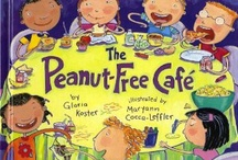 Children's Books on Food Allergies / For additional tips, ideas and resources for dealing with children and food allergies, visit http://www.foodasc.com//.  To join our community go to http://www.foodasc.com/profile/add.php!