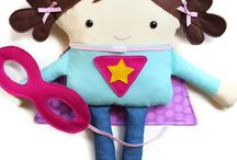sewing: toys / by Christina Williams