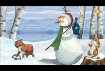 Kerst kleutergroep