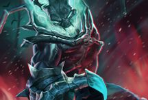 LEAGUE OF LEGENDS - THRESH (HOOK BOY XD)