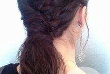 Frisuren • lange Haare