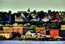 Seattle, port townsend, san juan islands, etc / We. Are. GOING. / by Nancy Solla