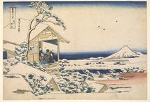 Educators: Finding Mount Fuji / These images of Mount Fuji are compiled by the Education Department at the Freer|Sackler. We hope that these works of art inspire study and provoke thought. You can compare and contrast different depictions of Mount Fuji, see how the images changed over time, and analyze works for specific elements. The artworks are a great starting point for visual analysis, historical content, and other research. For more information, please contact asiateachers @ si.edu.
