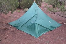 Shelters / Natural, improvised and manmade shelters for survival or long-term wilderness living.