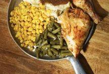 gain weight recipes / by Kristin Crocker