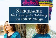 Stricken / Strickprojekte und Ideen