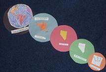 Montessori Geography  / by Debi Miller