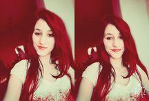 kırmızı <3