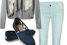 Vaatteita kouluun