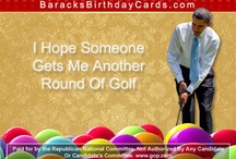 Barack Obama Birthday Cards / by ALGOP