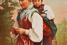 Национальный костюм ( Скандинавия)