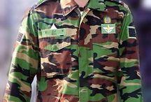 Korean actor soldier