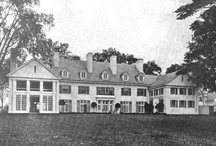 Hudson River Valley Mansions of the Gilded Age / The Hudson River Valley was one of the first places that wealthy New York millionaires began to built country estates.
