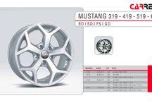 Mustang / Model: Mustang Kod: 319/419/519/619 Renk: BD/SD/FS/GD