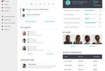 Interface - study app