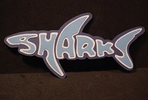 SHARKS / by shell