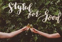 2015 Styled For Good Event / Minneapolis nonprofit wedding showcase featuring collaborative inspirational vignettes, pop-up shops, food, drink etc. May 6th, 2015 at Aria Mpls. http://www.styledforgood.com/