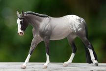 Model horse:Breyer Resin Peter Stone and other