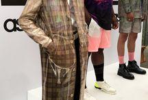 Spring/Summer 2019 : London Men's / London, Runway, Backstage, Details, Lookbook, Menswear