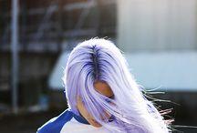 Hair colours for moi / by Autumn Shufelt