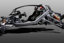 Diseño Kart