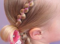 Niece's Hairstyles