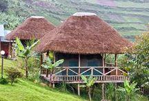 Rwanda Camp Building Ideas