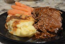 Vietnamese Beef Roast