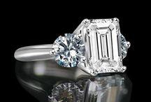 Diamond Alternative Diamond Rings