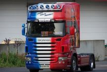 Camions - Customisation / Advertising