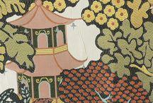 Asian fabrics / by Warehouse Fabrics Inc.