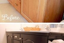 Mobile home makeover