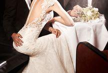 Our Gorgeous Wedding Gowns xx