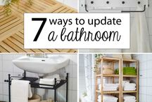 Bathroom updates / by Jack Johnson