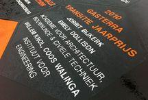 Hanzehogeschool Walk of Fame / Share your talent, move the world. Op de Walk of Fame presenteert de Hanzehogeschool Groningen met trots studenten en docenten die prijswinnend invulling geven aan deze slogan.  Dizain (www.dizain.nl) ontwikkelde de vormgeving van deze Walk of Fame.