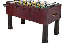 Table Games - Foosball Fun / A #foosball table is a sure-fire way to get everyone involved in the fun!